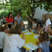 Cursuri de dezvoltare a creativitatii - copii